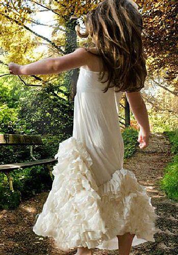 b568376b6001 Pixie Girl Girls Maxi Dress Full Bloom Ivory  68.00...darling...wish ...