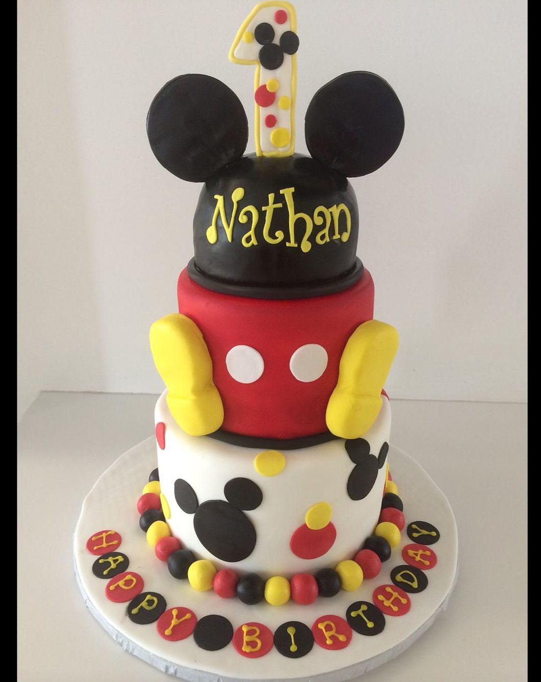 Brandon's cake