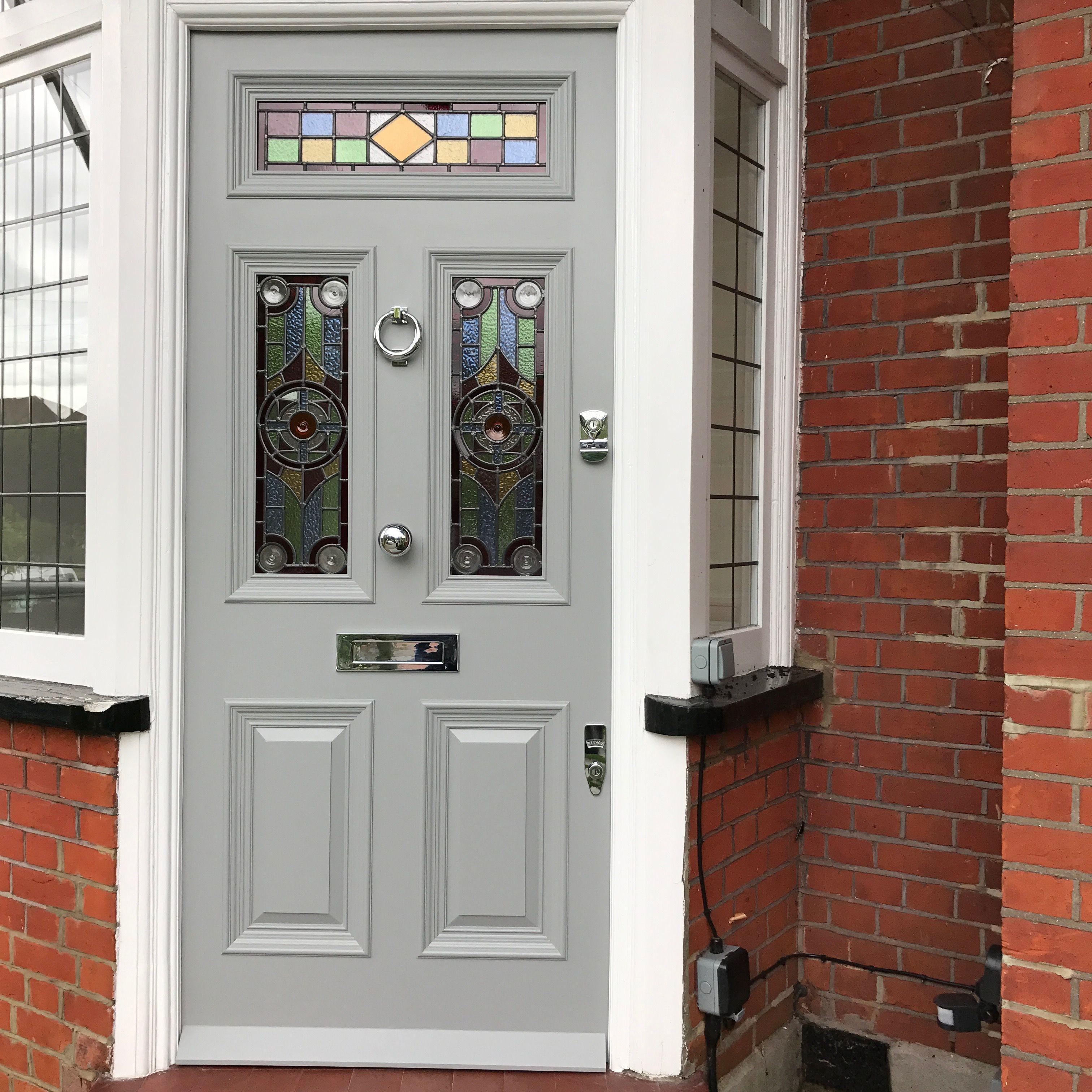 Wonderful period front door recently installed in London & Wonderful period front door recently installed in London   London ... pezcame.com