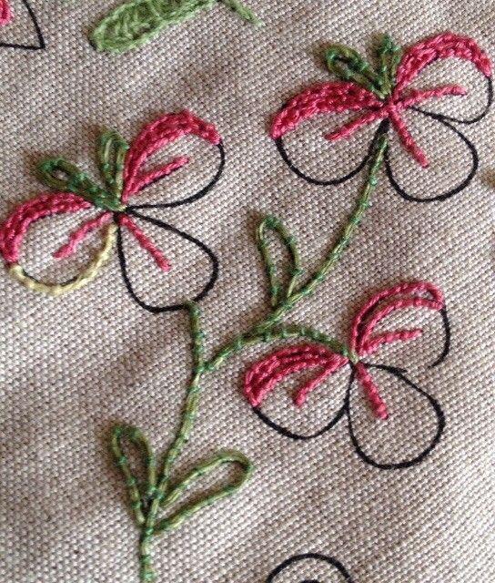 Pin By Maria Tenorio On Bordado Embroidery Brod Ricamo