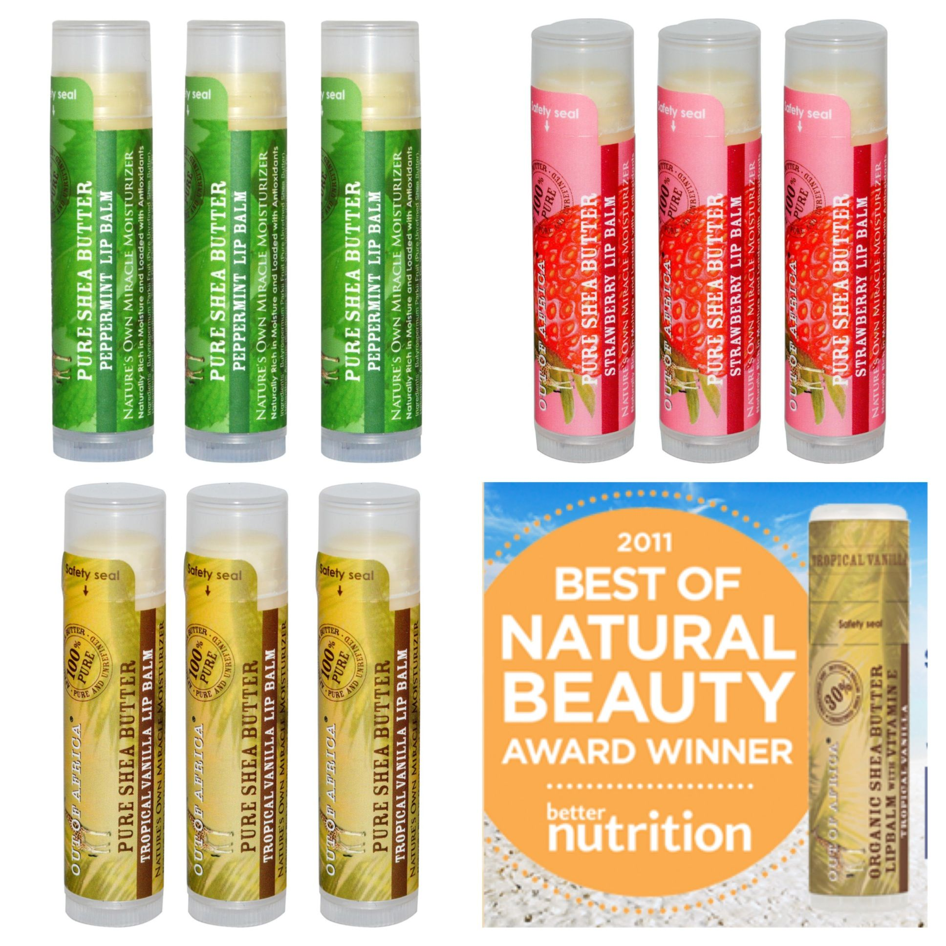 Weekend Lip Balm Sale!! Check out our website for more details on this amazing deal!  http://www.outofafricashea.com/products/lipbalms/lipbalms.html