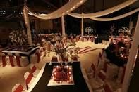 white red black wedding theme - Google Search