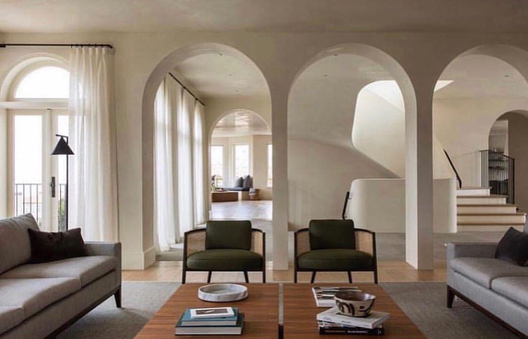 Romanek Design Studio On Instagram Love The Gorgeous Arches In