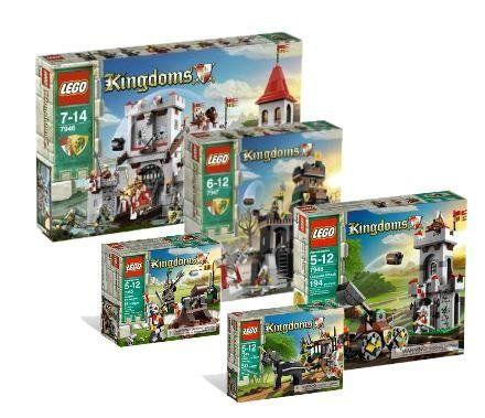 LEGO Kingdoms 7946 7947 7948 7949 7950 Königsburg Super Set Lego http://www.amazon.de/dp/B00413UH46/ref=cm_sw_r_pi_dp_htgGub06X30Y9