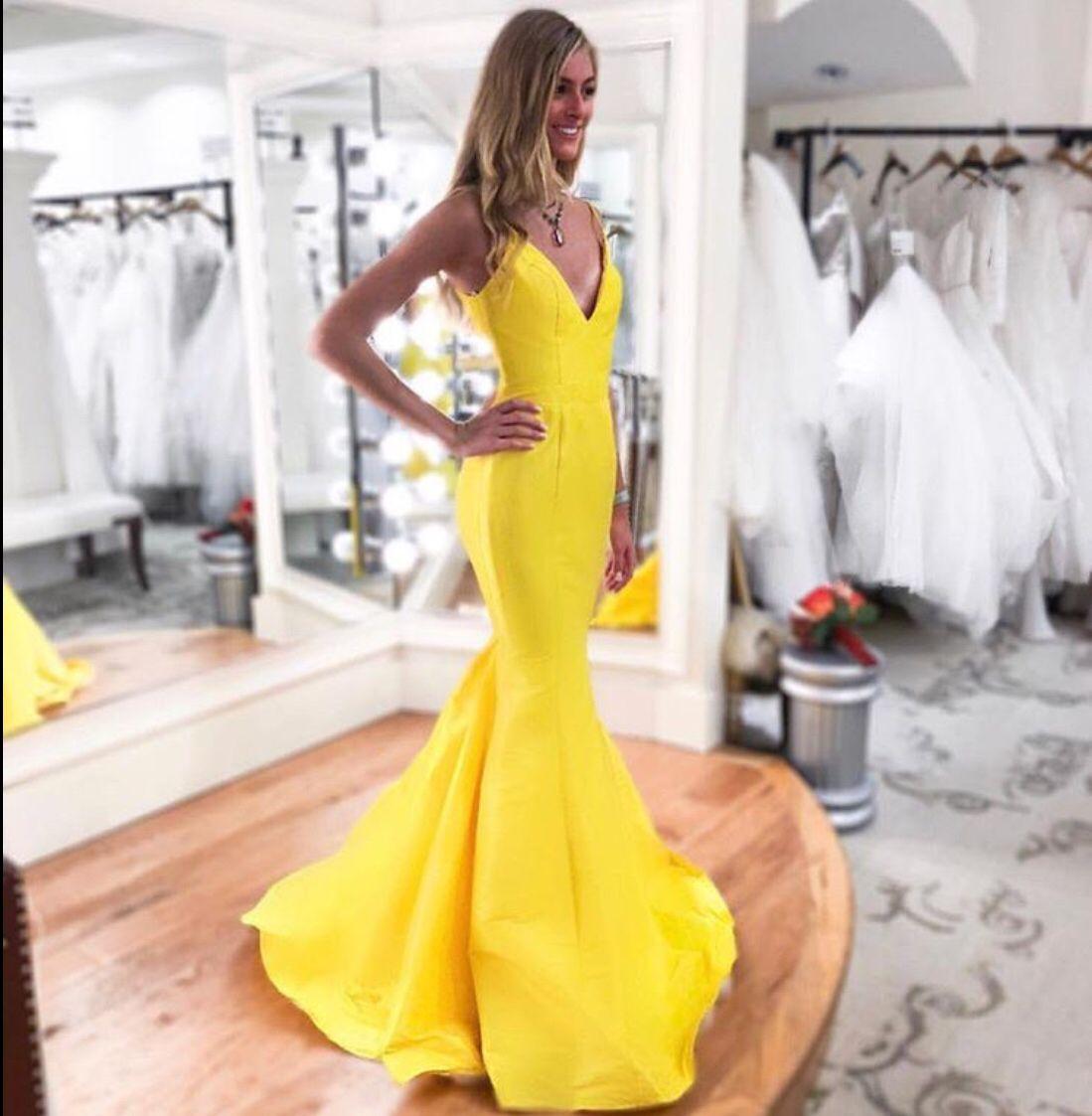Sunflower Yellow Prom Dress Prom Dresses Yellow Prom Dresses Dresses [ 1123 x 1099 Pixel ]