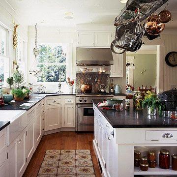 Window Lined Kitchens Kitchen Remodel Kitchen Design Kitchen Renovation
