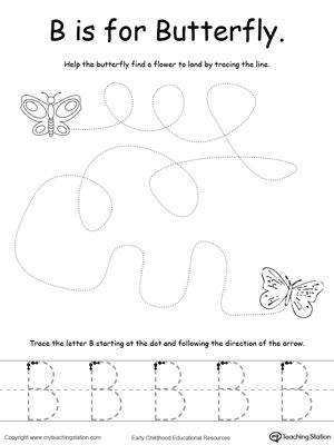 Common Worksheets free letter b worksheets : 17 Best images about ...