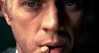 Image result for thomas crown affair steve mcqueen close ups