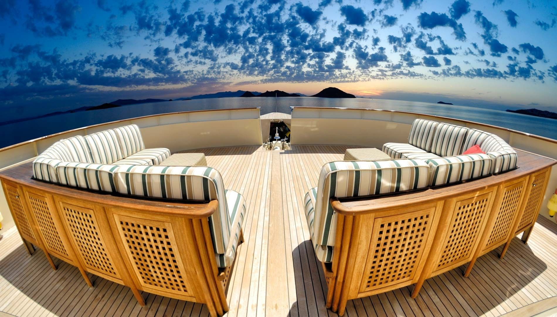 MESERRET Superyacht Luxury Motor Yacht for Sale with