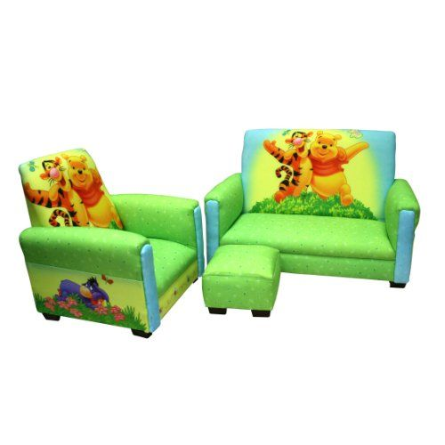 Disney Winnie The Pooh U0026 Friends Furniture Set For Sale