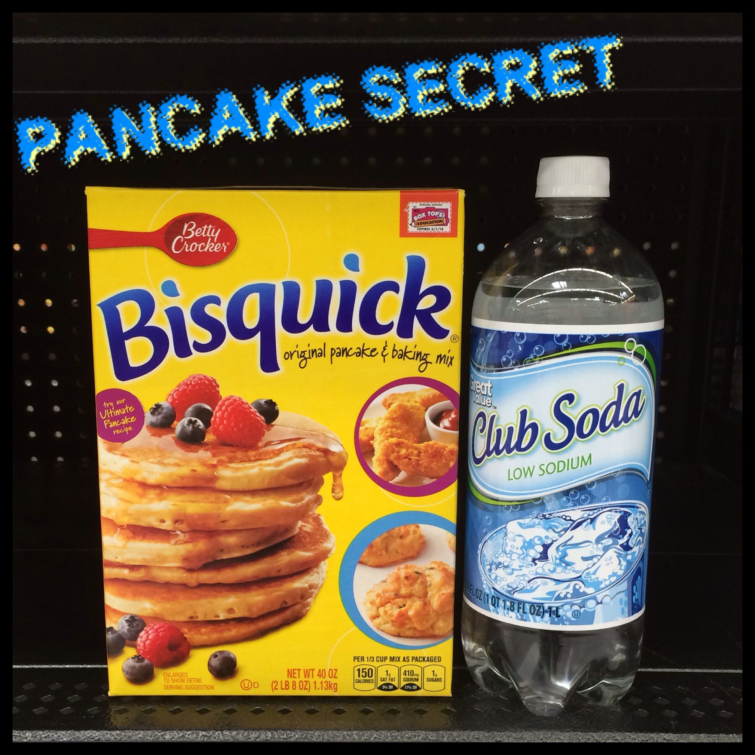 Laura mckennas secret ingredient to light and fluffy pancakes club substitute club soda for the liquid water or milk in your favorite pancake recipe and your pancakes will taste as good forumfinder Image collections