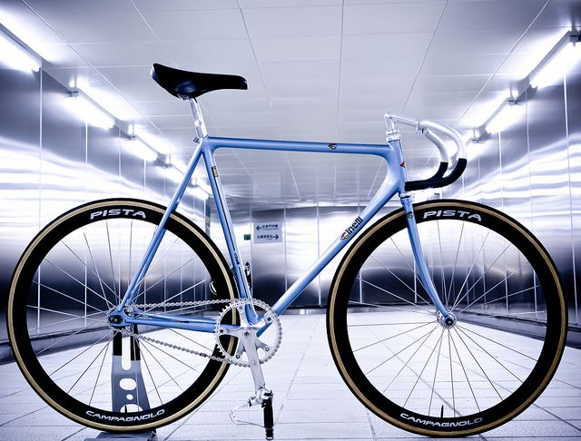 Ray of light / Cinelli Laser #fixie #bicycle