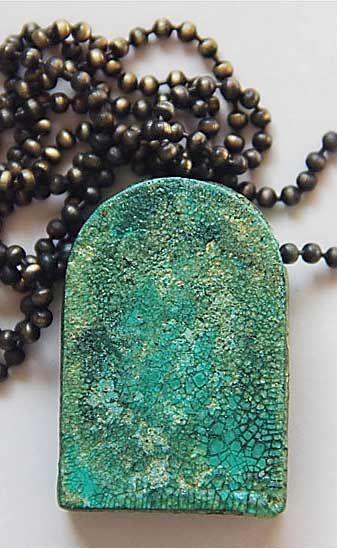Crafts n' things Weekly - soar shrine pendant