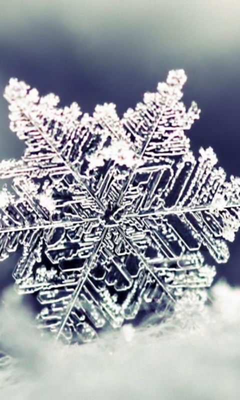 Snowflake 3D Live Wallpaper Amazon.de Apps für Android