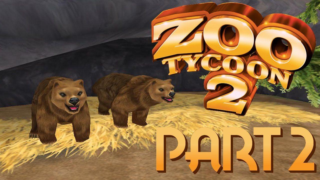 Zoo Tycoon 2 - Part 2 - BEAR GRILLZ - YouTube | Dj | Grillz, Build a