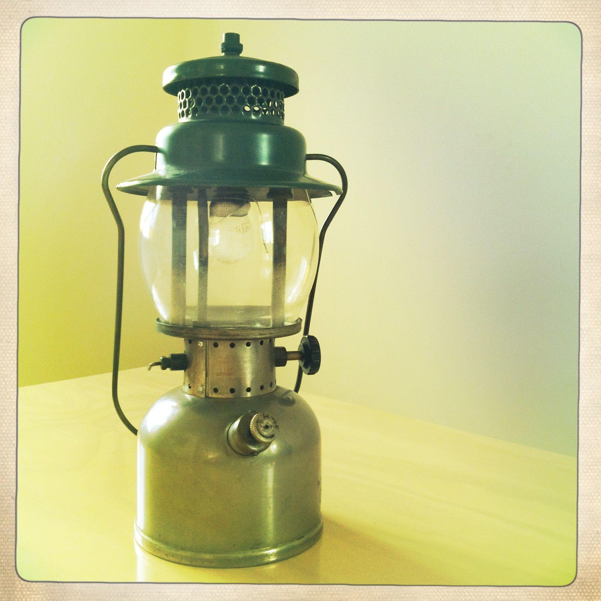 Of old coleman lanterns value Vintage Coleman