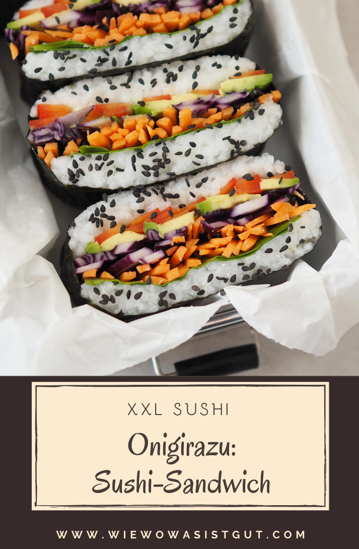 Photo of Onigirazu: Buntes Sushi-Sandwich – Food & Travel-Blog