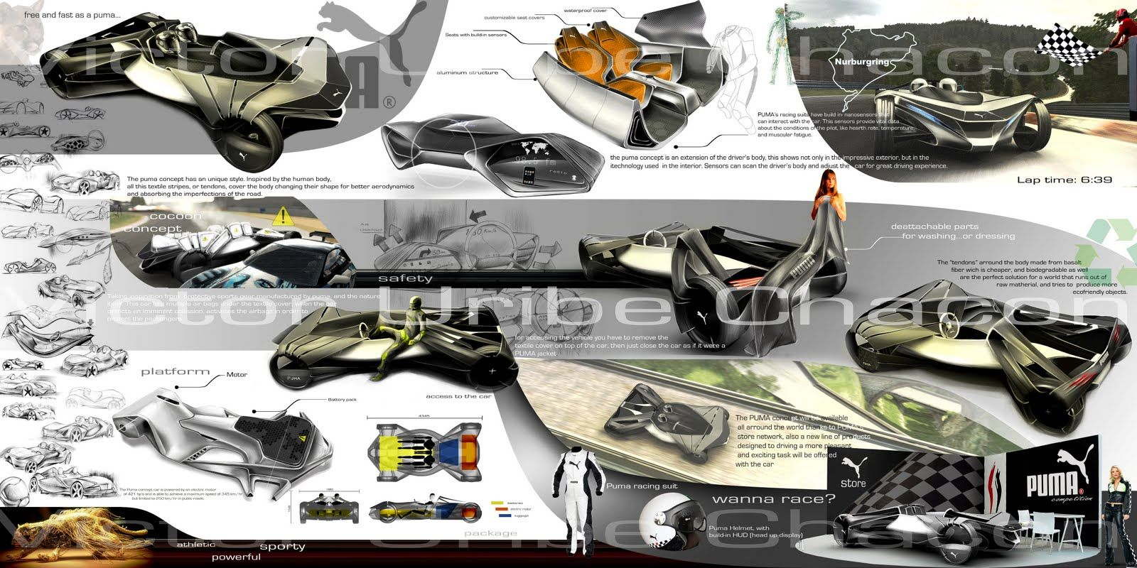 Design my car - Car Design And My Life Ied Exterior Design Presentation