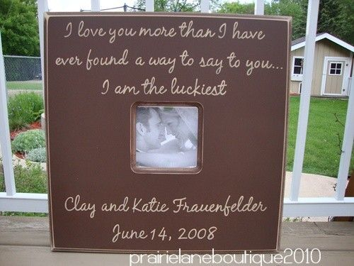 CUSTOM 20x20 inch Picture Frame with Quote and by prairieboutique ...