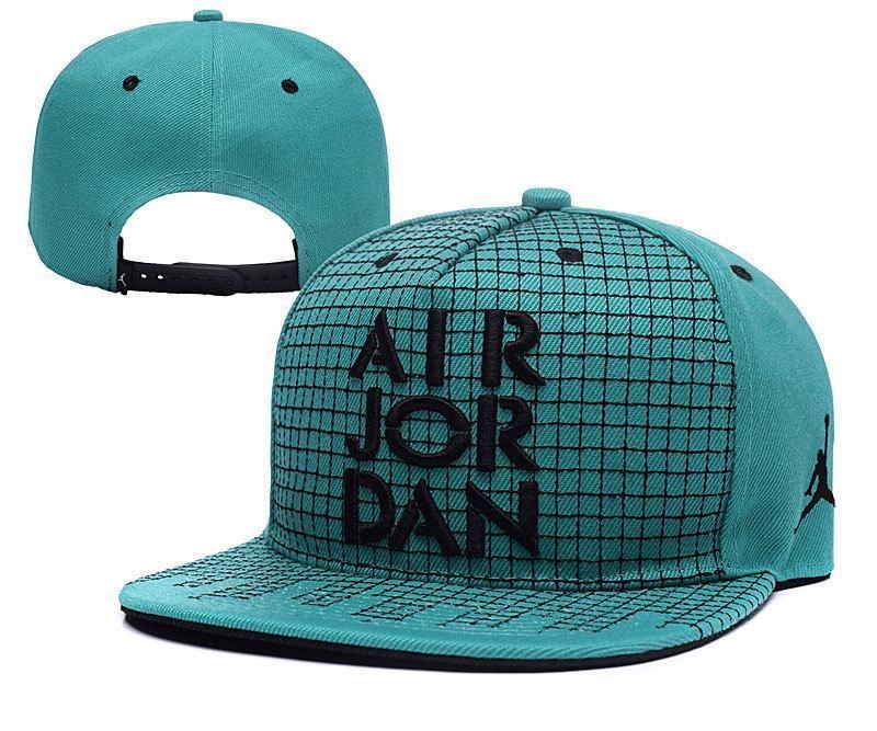 b0f631818e85b2 Mens Air Jordan Retro IV J4 Nike Jordan Retro 4 Sneaker Matched Snapback Cap  - Teal