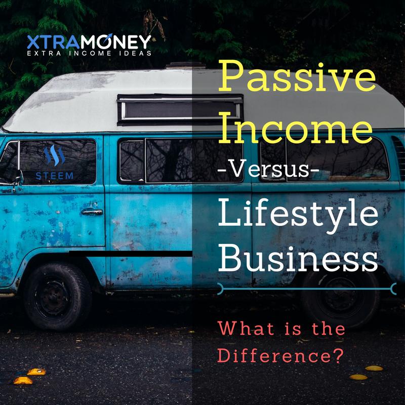 Passive Income Business Vs Lifestyle Business