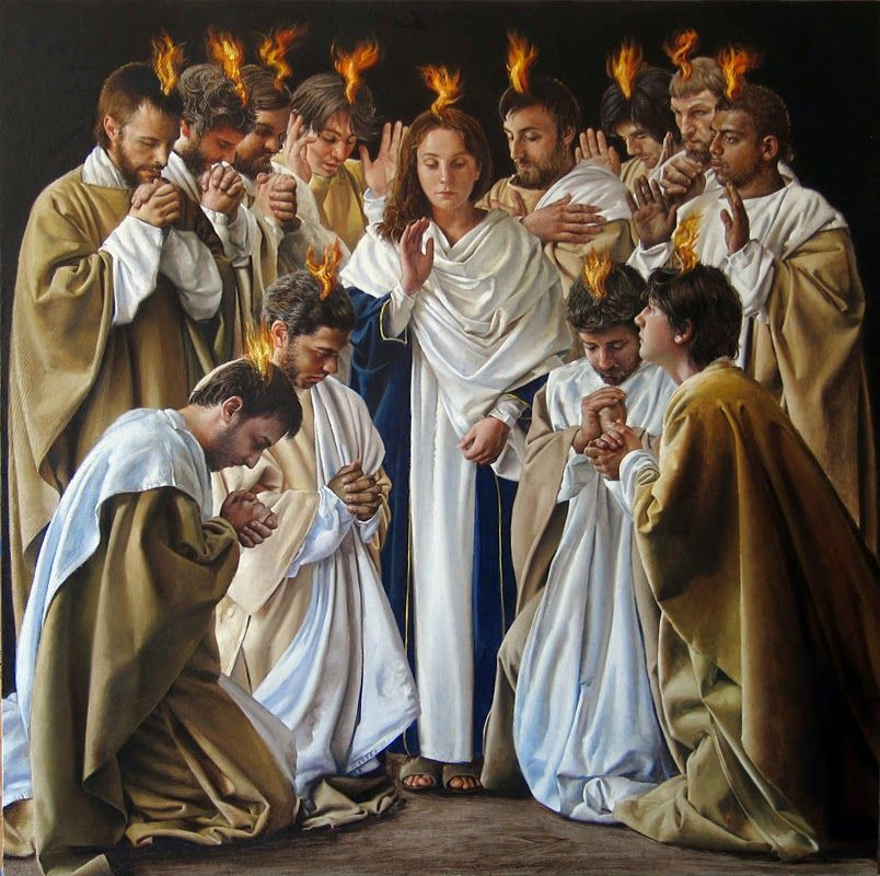 Image result for pentecost john nava