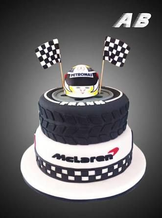 Pin by veronica on Daddy son bday Pinterest Cake Car cakes