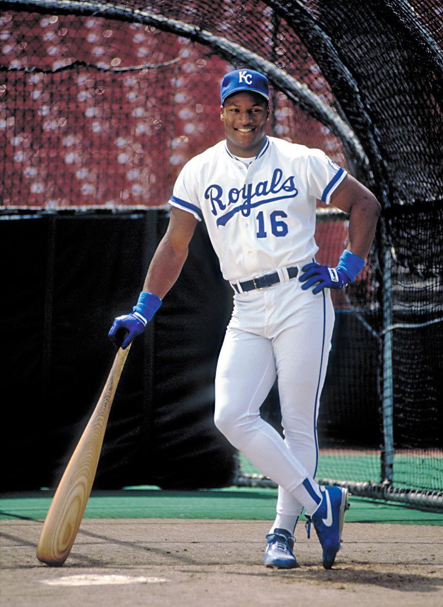 Kansas City RoyalsBo Jackson Bo jackson, Baseball, Play