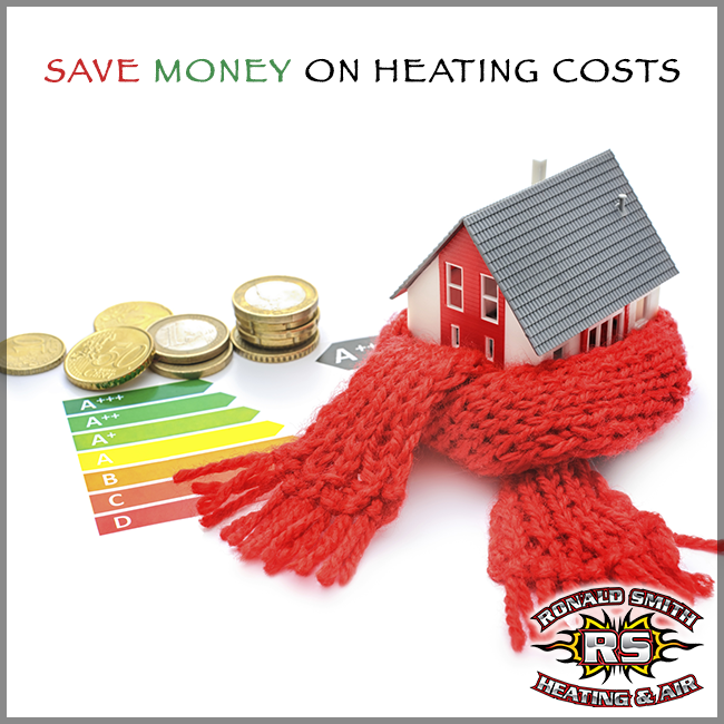 Want To Save Money On Your Heating Bill Here Are A Few Tips That