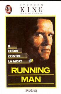Le Bouquinovore: Running Man, Stephen King (Richard Bachman)