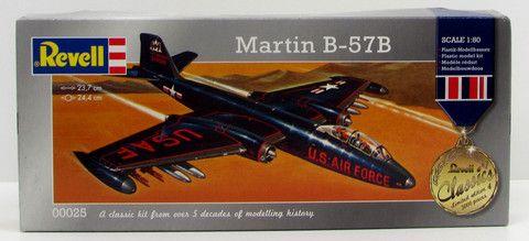 Revell 00025 Martin B 57b