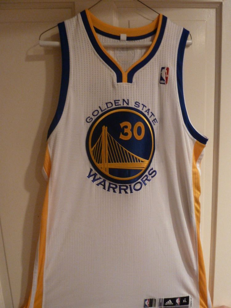 sale retailer cdf1a 2b852 STEPHEN CURRY 2013-14 Game Used/Worn Golden State Warriors ...