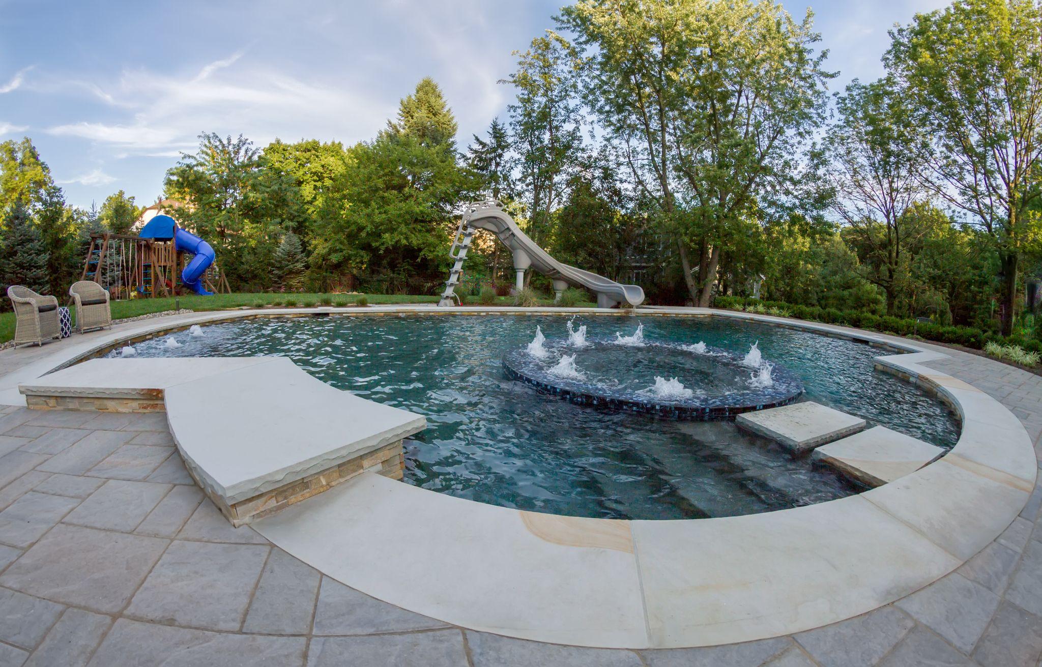 Overflow Swimming Pool Design Gorgeous Inspiration Design