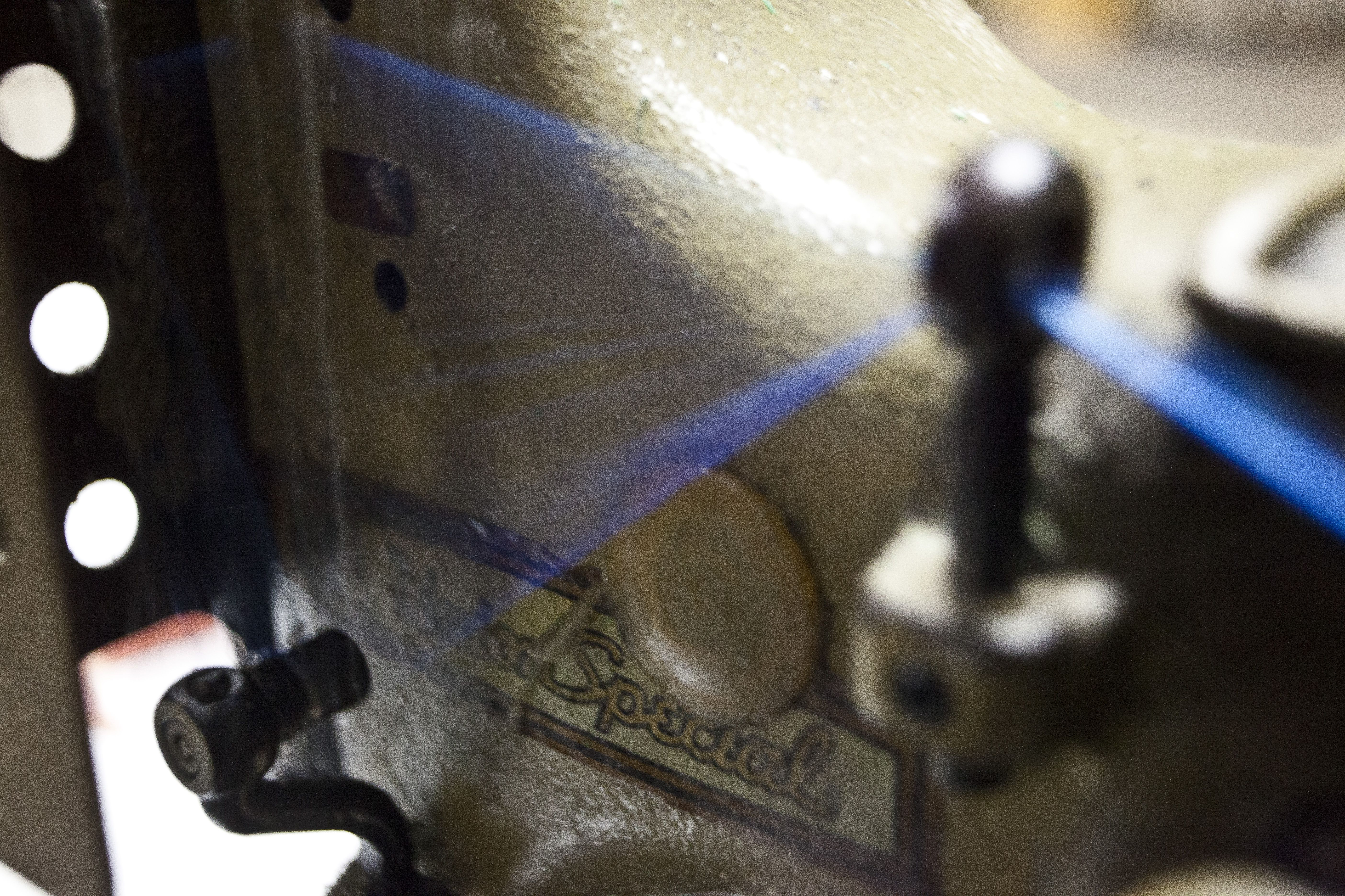 Union Special #Sewing Machine at Sackmaker