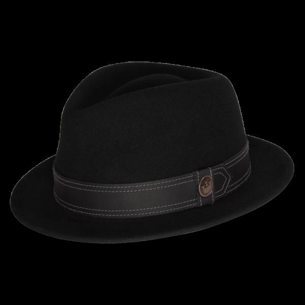 2bedb53f The Man Who Knows Wool Fedora hat - Goorin Bros Hat Shop. $160 ...