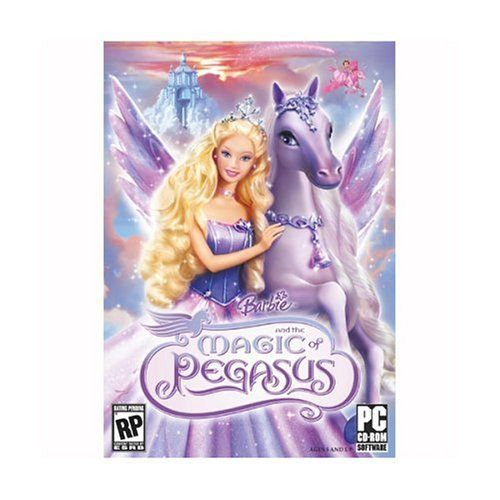 Amazon Com Barbie And The Magic Of Pegasus Pc Video Games