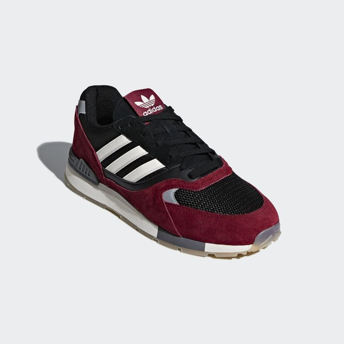 Quesence Shoes Burgundy 14 Mens   Products   Shoes, Adidas