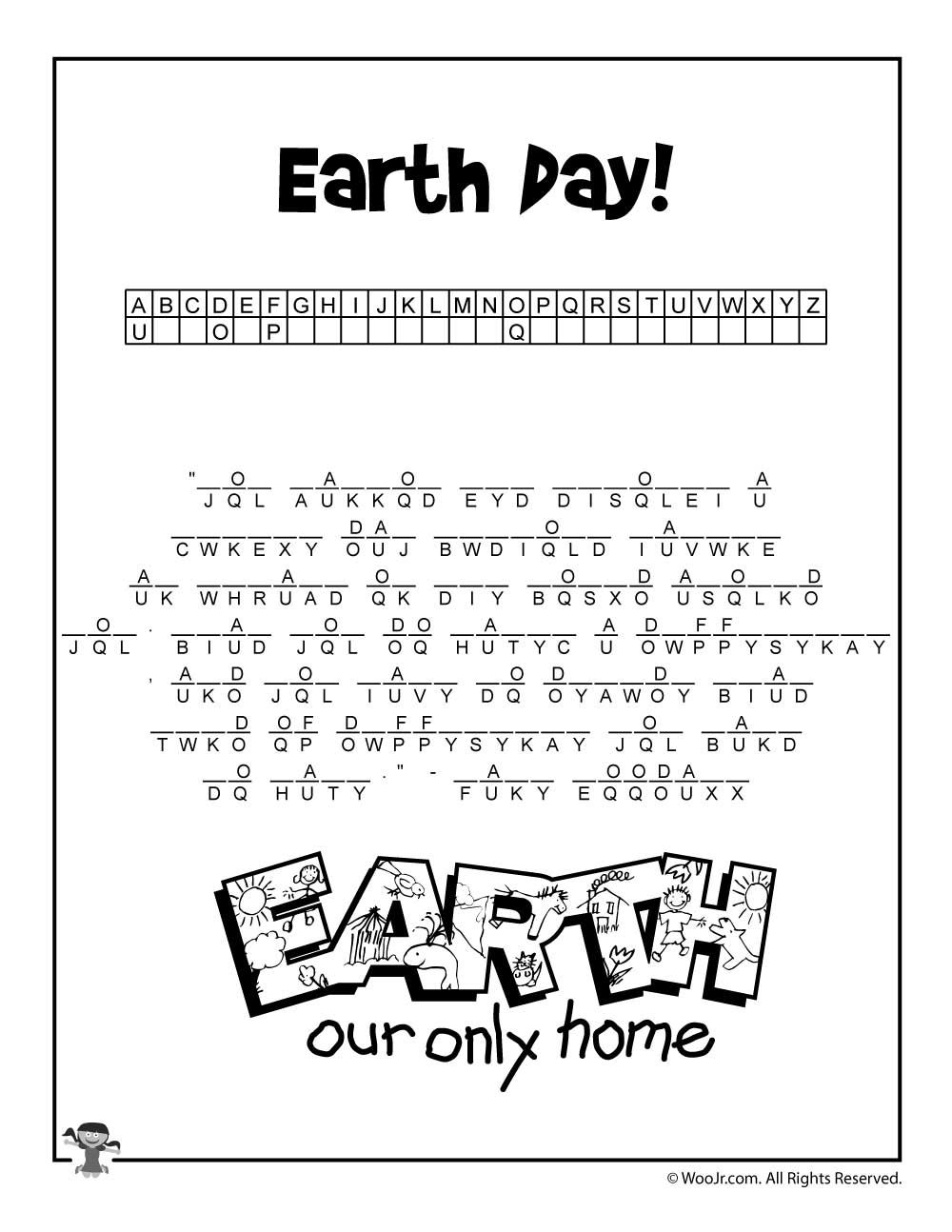 Earth Day Lesson Plan Classroom Activities Worksheets Woo Jr Kids Activities Earth Day Worksheets Letter Worksheets For Preschool Math Worksheets [ 1294 x 1000 Pixel ]