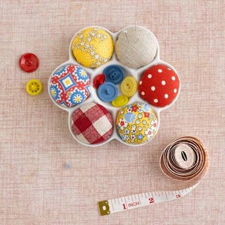 pincushion #diy #crafts