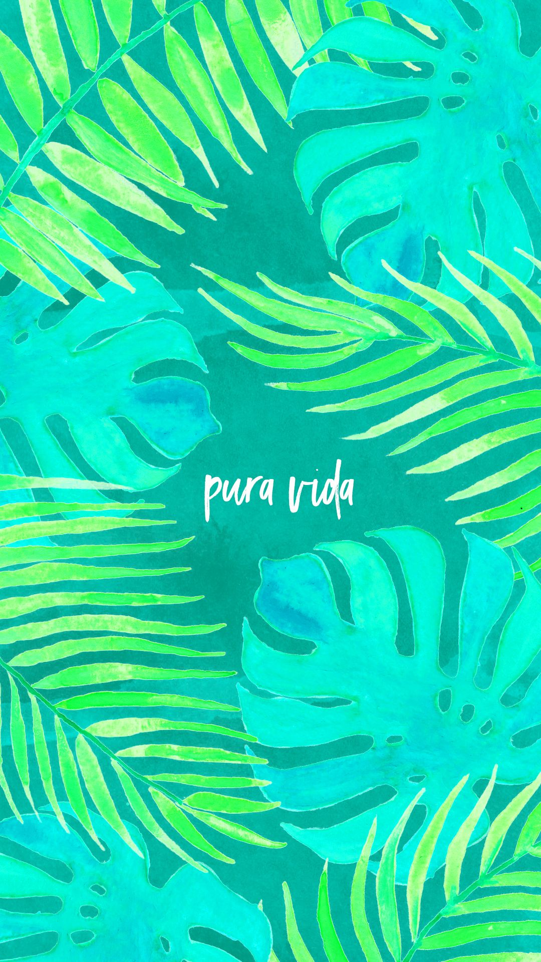 pura vida wallpaper  The Pura Vida Bracelets Blog - Summer Digi Downloads | Backgrounds ...