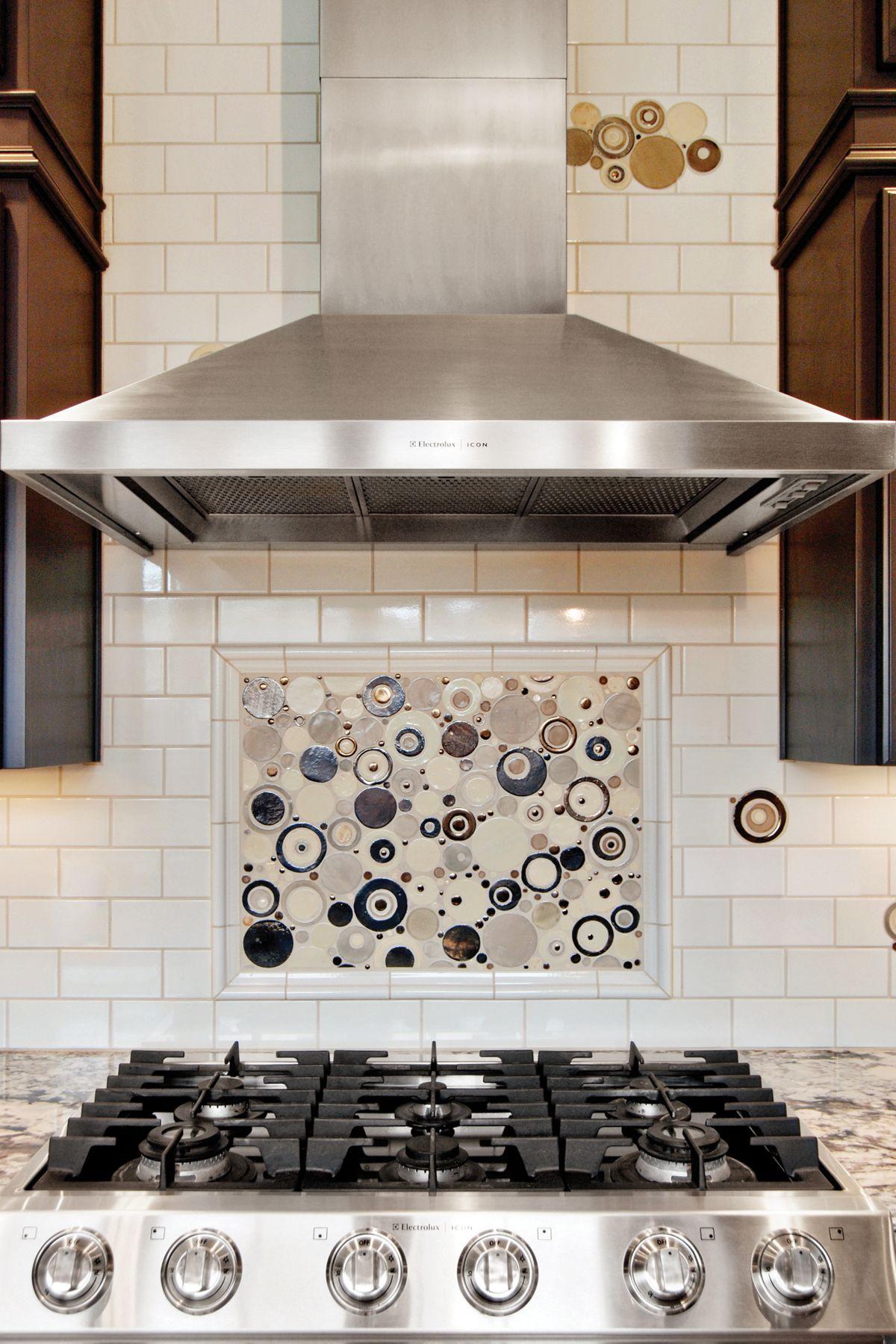 Unique Kitchen Backsplash Without Breaking The Bank Handmade