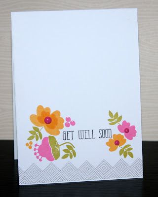 Avery Elle March Release Blog Hop. Beautiful CAS card! #card #cas