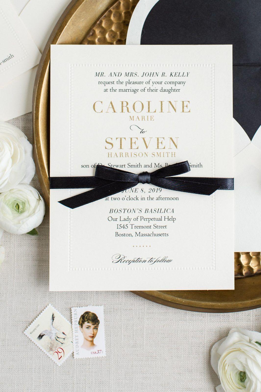 Elegant Alden Castle Wedding Caroline