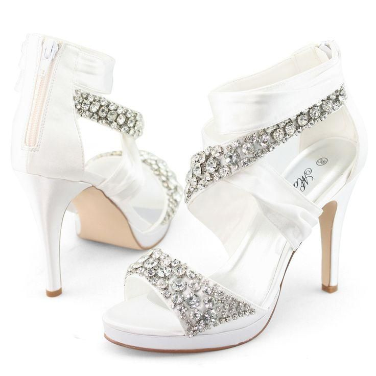 Choose The Perfect Wedding Shoes For Bride Dyeable Wedding Shoes