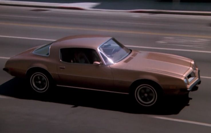 The Pontiac Firebird Esprit Driven By James Garner In The Rockford