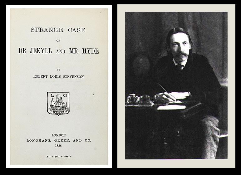 """The Strange Case of Dr. Jekyll and Mr. Hyde"" by Robert Louis Stevenson"