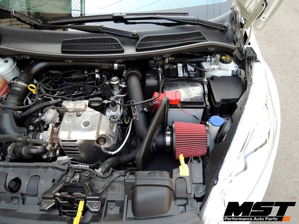 Mst Pap For Ford Fiesta 2014 1 0l Mk7 5 Cold Air Intake System
