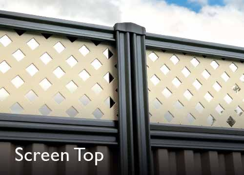 Stratco Screen Top Fencing | privacyfenceextension in 2019