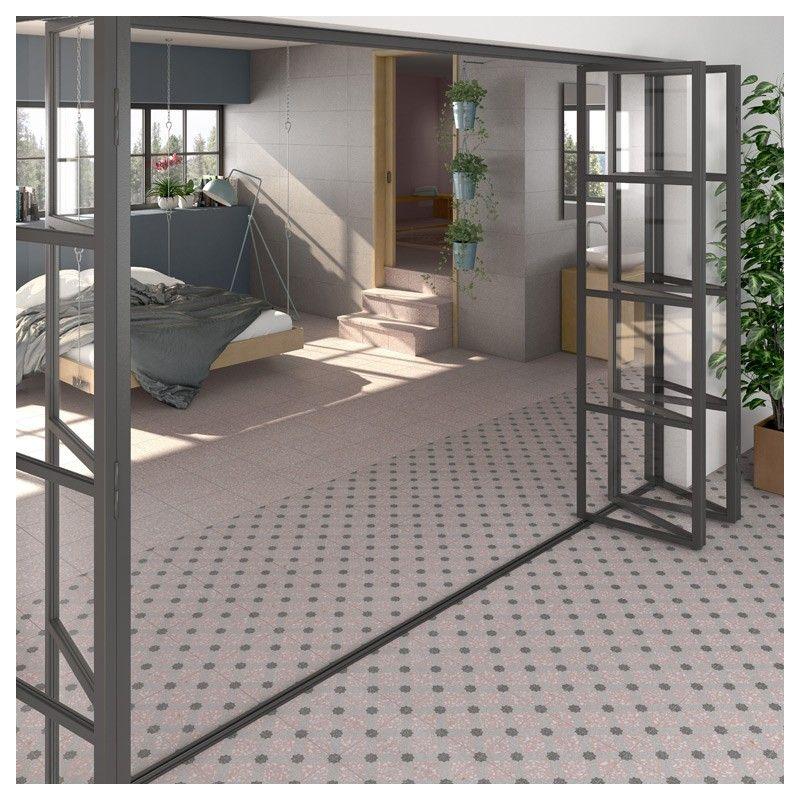 carrelage porphyr rose ar0211012 en 2019 salle de. Black Bedroom Furniture Sets. Home Design Ideas