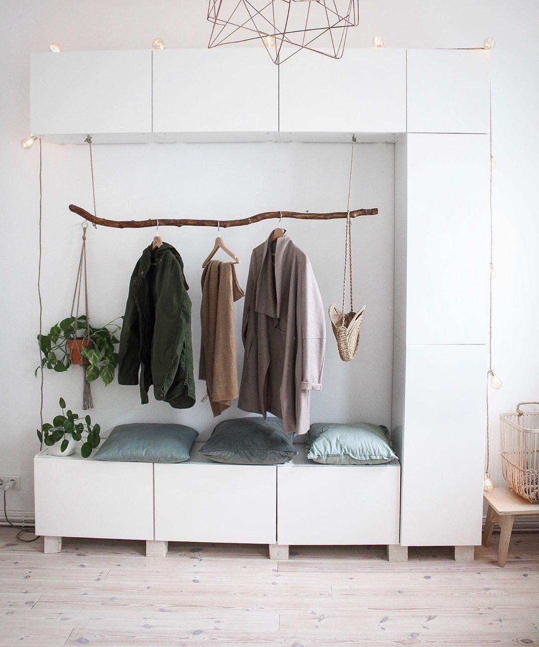 Garderobe Flur Eingangsbereich